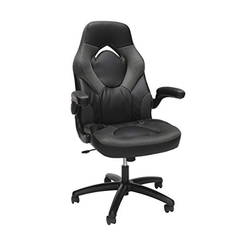 OFM ESS Collection Racing Style Bonded Leather Gaming...