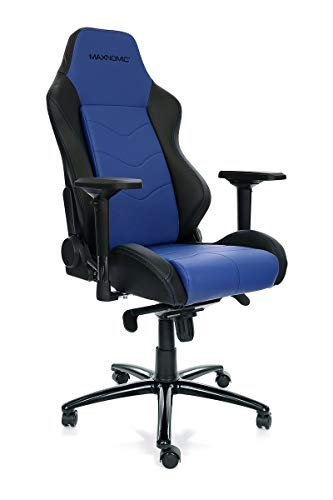 MAXNOMIC Dominator (Blue) Premium Gaming Office &...