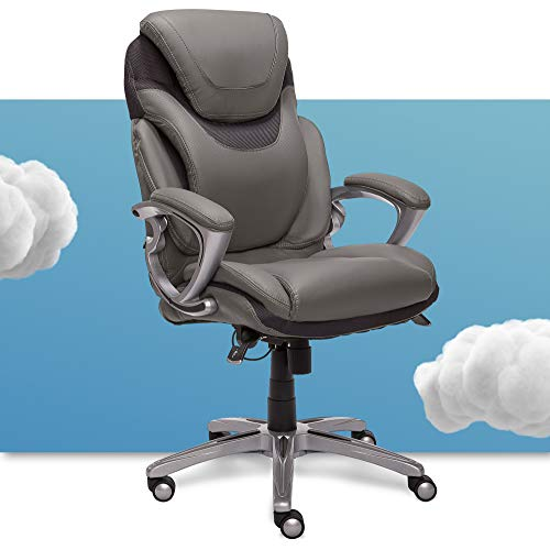 Serta AIR Health and Wellness Executive Office Chair...