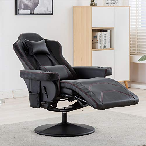 Merax Gaming Recliner Gaming Chair Desk Chair with...