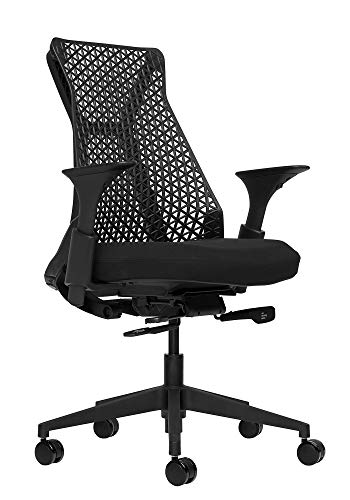 Bowery Fully Adjustable Management Office Chair...