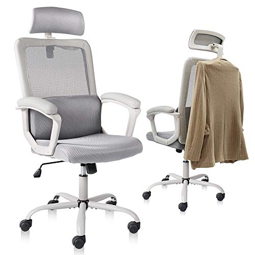 Smugdesk Office Chair, High Back Ergonomic Mesh Desk...
