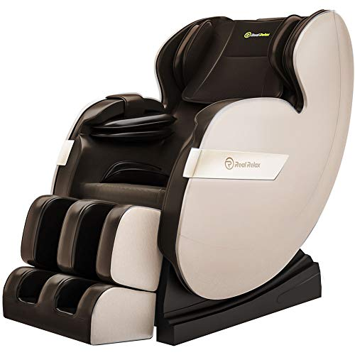 Real Relax Massage Chair, Full Body Zero Gravity...
