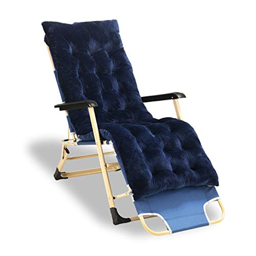 Merstoclo Outdoor Lounge Recliner Chair,Teslin Fabric...