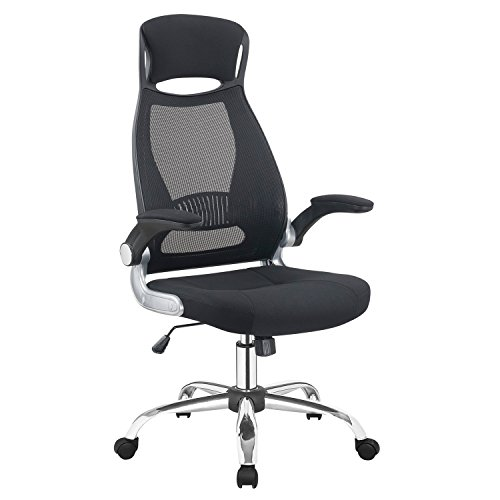 Jumei Furniture High Back Mesh Office Chair, Ergonomic...