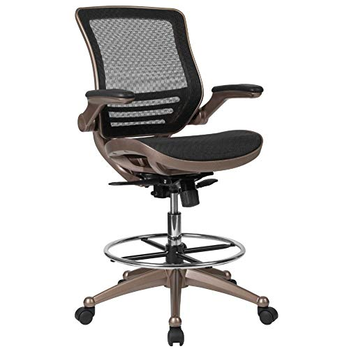 Flash Furniture Drafting Chair | Adjustable Height...
