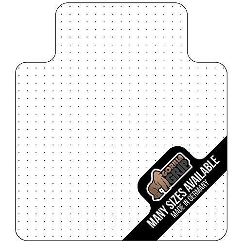 Gorilla Grip Polycarbonate Studded Chair Mat for...